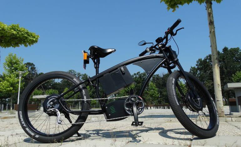 האופניים החשמליות